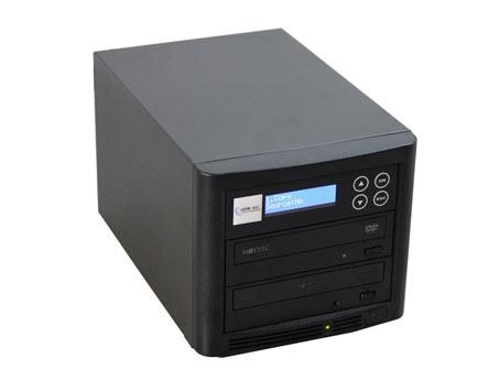 CD Kopiertower mit einem CD-Brenner